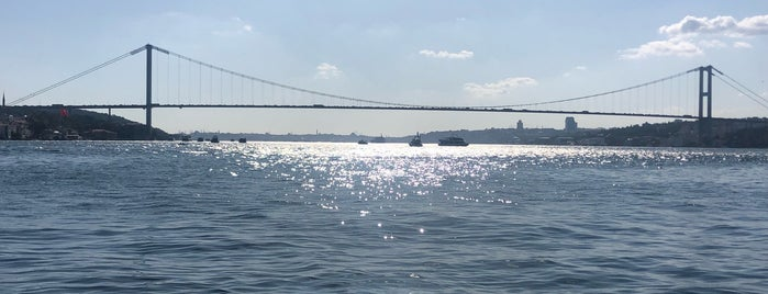İnci Bosphorus is one of İstanbul.