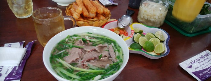 Phở Thành Nam is one of Vietnam Mon Amour.