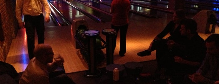 Lucky Strike Lanes is one of Denver's Best Entertainment - 2012.