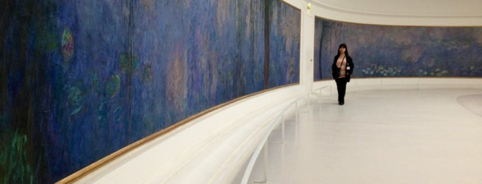 Musée de l'Orangerie is one of Paris: what to do, where to go.