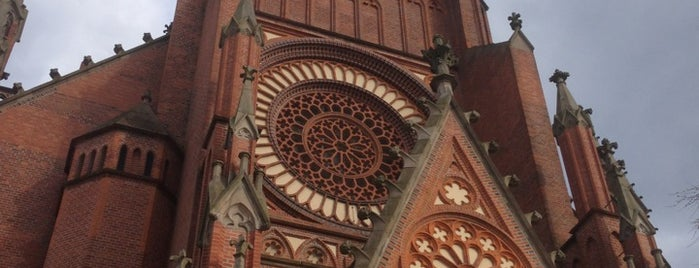 Christuskirche is one of Tempat yang Disukai Kübra.