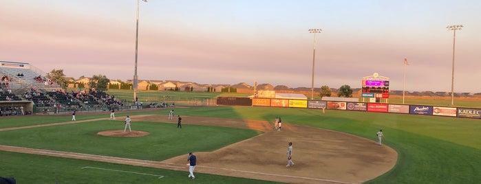 Gesa Stadium is one of Minor League Ballparks.