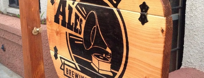 Acoustic Ales Brewing Experiment is one of SD Breweries.