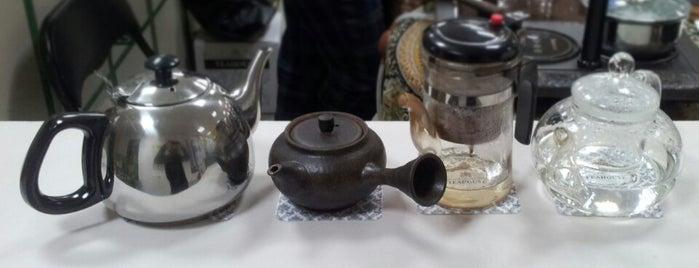 TeaHouse is one of Locais curtidos por Lenyla.