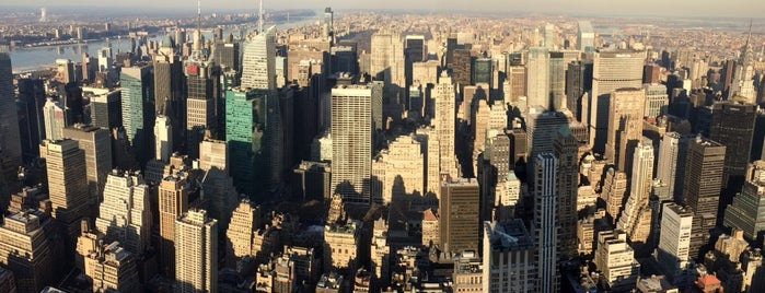 86th Floor Observation Deck is one of Architecture - Great architectural experiences NYC.
