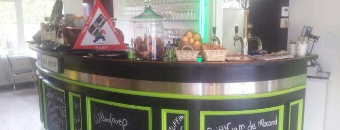 Nicky's KitschNfood is one of Belgium - Resto.