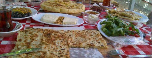 Bahçe Arası Gözleme & Kahvaltı is one of Lugares guardados de Aslı.