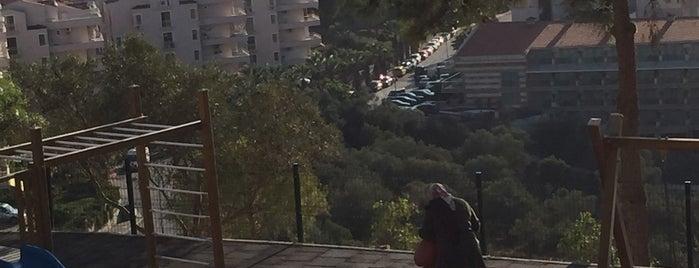 Kuşadası Seyir Tepesi is one of Candan : понравившиеся места.