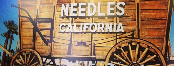 The Wagon Wheel is one of California Roadtrip 2017.