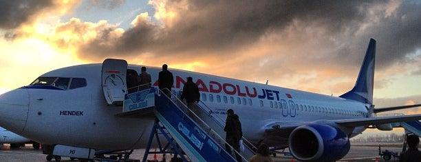 Van Ferit Melen Havalimanı (VAN) is one of Airports in Turkey.