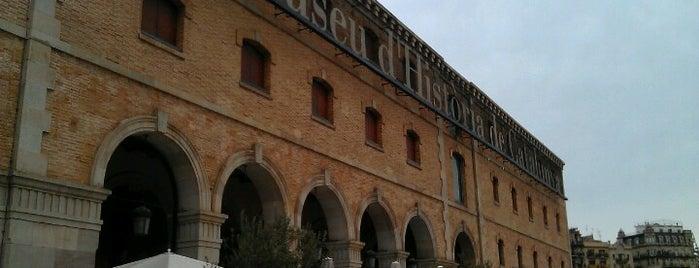 Museu d'Història de Catalunya is one of Barcelona's Best Museums - 2013.