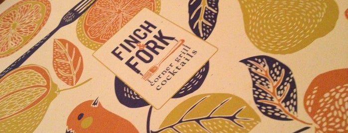 Finch & Fork is one of California.