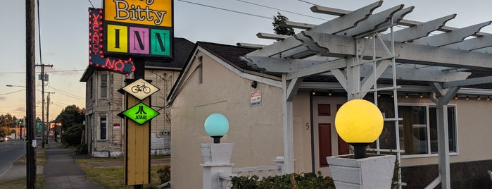 Itty Bitty Inn is one of Hotels, Motels & Everything in between.