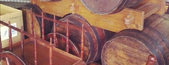 Distillerie Montebello is one of Martinique & Guadeloupe.