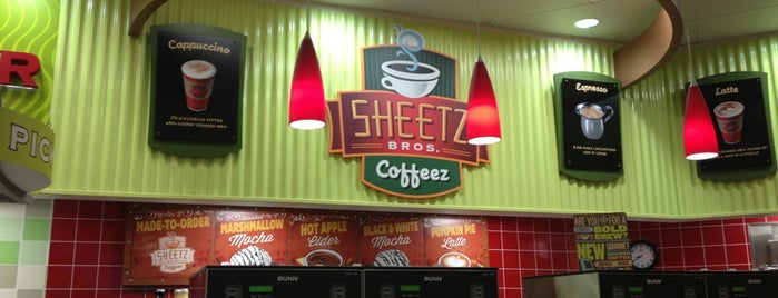 Sheetz is one of Beckley.