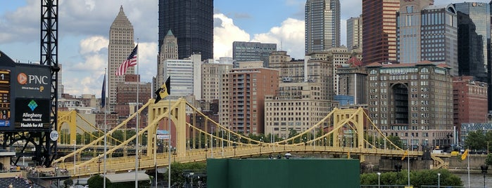 PNC Park is one of Must See Pittsburgh.