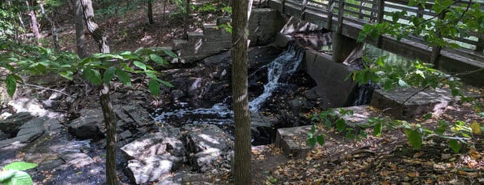 Flat Rock Brook Nature Center is one of Favorite Date spots.