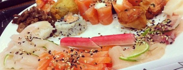 Max Sushi is one of Restaurantes Japoneses de Goiânia.