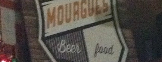 Bar Mourgues is one of Chile.