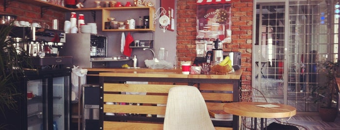 1 Kahve is one of İstanbul'da kahve molası...