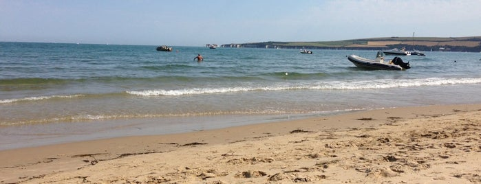 Studland Beach is one of Woot's England Hot Spots.