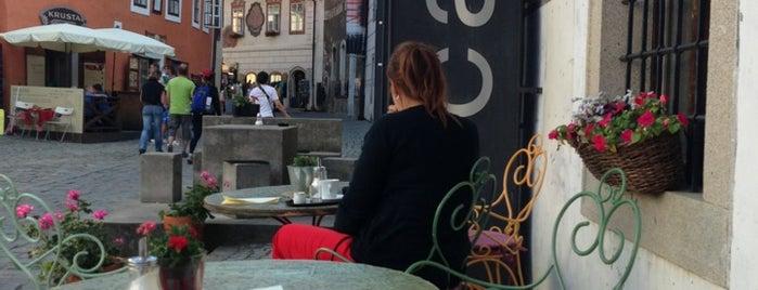 Egon Schiele Café is one of Český Krumlov.