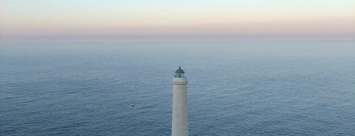 Punta Palascìa is one of Tempat yang Disukai Mik.