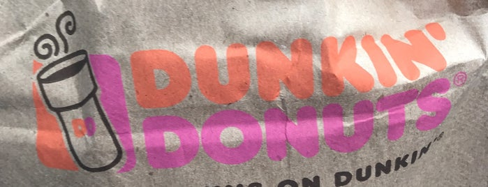 Dunkin' is one of #NYC2017.