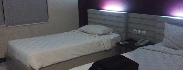 Orlen Hotel Yogyakarta is one of Victoria & 님이 저장한 장소.