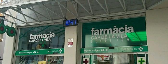 Farmacia Cap De La Vila is one of Lieux qui ont plu à jordi.