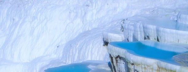 Pamukkale is one of World Heritage Sites List.