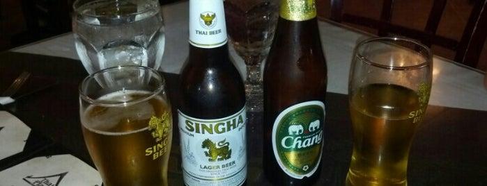 Thai Place Restaurant is one of Locais curtidos por Sam.