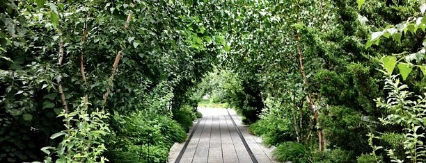 High Line is one of Show a Friend NYC.