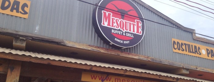 Mesquite Buffet & Grill is one of Ismaelさんのお気に入りスポット.