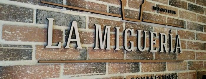 La Miguería is one of Colombia.