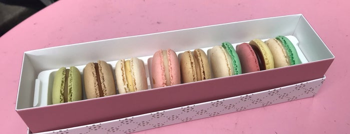Macarons & Inspirations is one of La France.