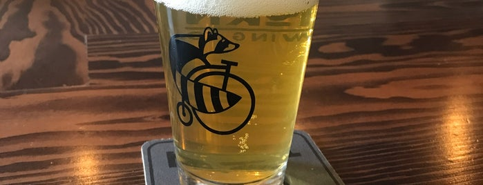 Thorn Brewing is one of Breweries San Diego.