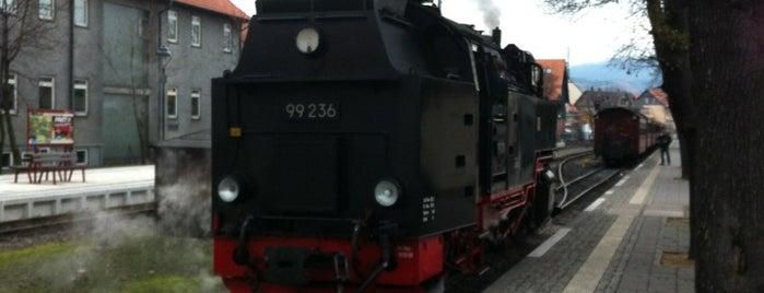 Harzer Schmalspurbahnen is one of Best places.