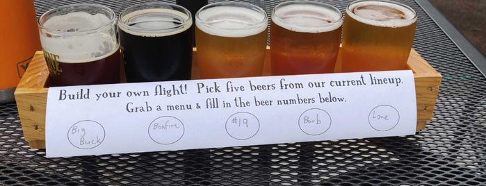Jack Pine Brewery is one of Find the Source.