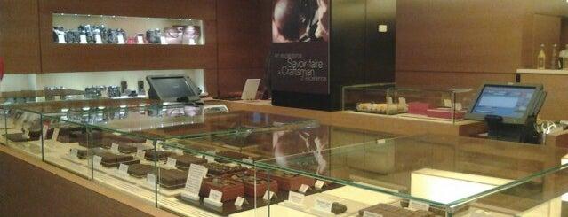 La Maison du Chocolat is one of 222 Broadway Lunch Spots.