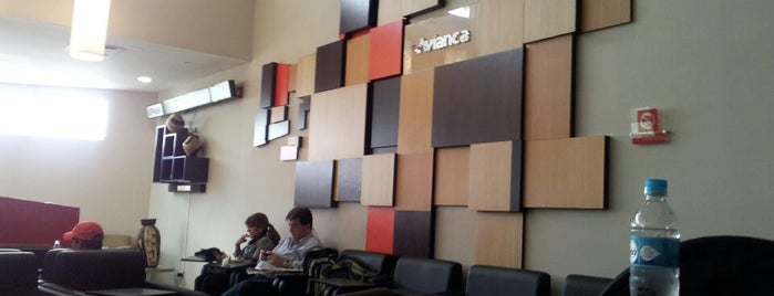 Sala VIP Avianca is one of Airport Lounges.