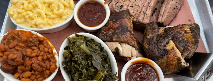 OAK'D BBQ is one of Restaurants To Try - Dallas.