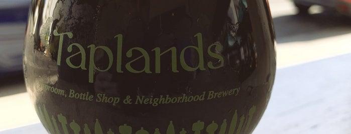 Taplands is one of Gespeicherte Orte von Anthony.