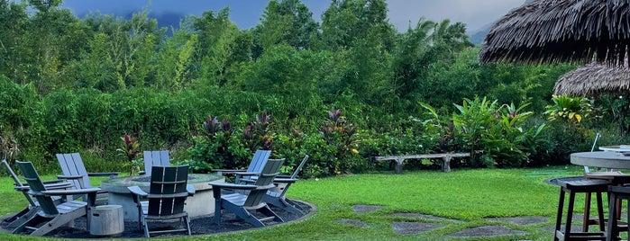 Ama is one of Kauai.