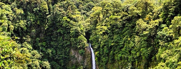 Reserva Catarata de la Fortuna is one of Locais salvos de Lillian.