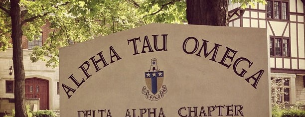 Alpha Tau Omega Fraternity at Indiana is one of Jumperz.
