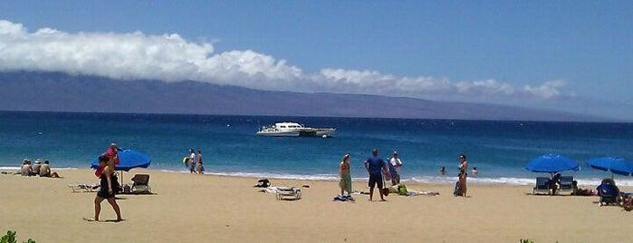 Kā'anapali Beach is one of Maui to-do.