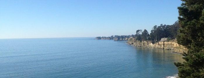 New Brighton Beach Campground is one of HWY1: Santa Cruz to Monterey/Carmel.