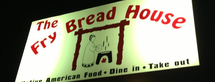 Fry Bread House is one of American.