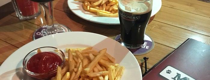 Black Cat Pub is one of Анастасия 님이 좋아한 장소.